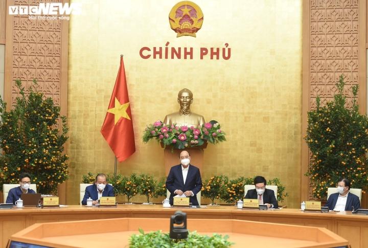 Thủ tướng đồng ý cho TP.HCM, Hà Nội có thể giãn cách xã hội - 2
