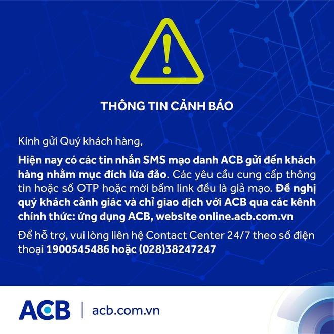 Cảnh báo trò lừa đảo tin nhắn giả ngân hàng - 1