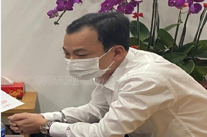 Bắt khẩn cấp 'ông trùm' đường dây làm giả 2,7 triệu lít xăng ở Đồng Nai - 1