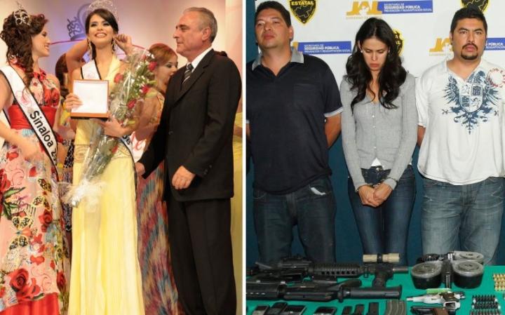 Hai hoa hậu Mexico vướng bê bối gây rúng động - 2