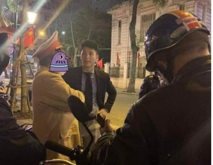 Diễn viên Huỳnh Anh bị tố gây tai nạn giao thông, né bồi thường - 1