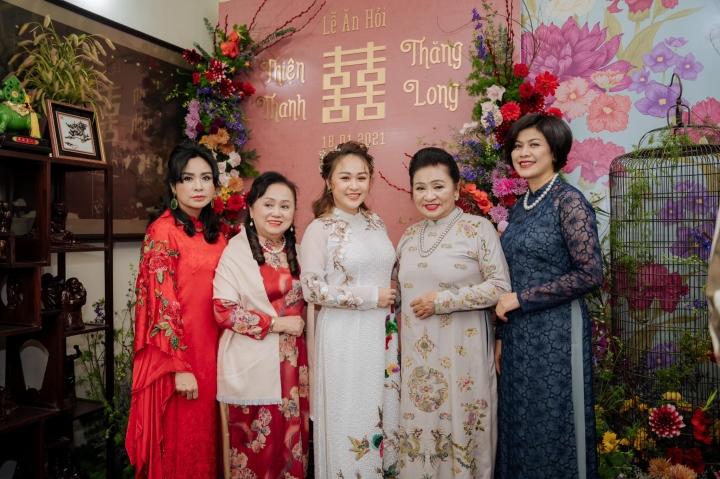 Ảnh lễ ăn hỏi và tiệc cưới của con gái diva Thanh Lam - 10
