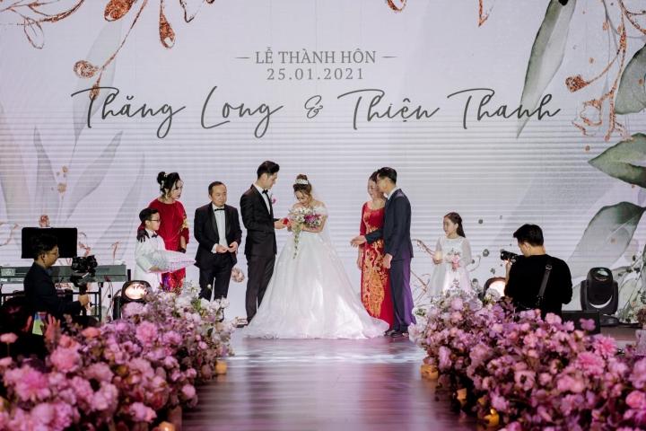 Ảnh lễ ăn hỏi và tiệc cưới của con gái diva Thanh Lam - 4