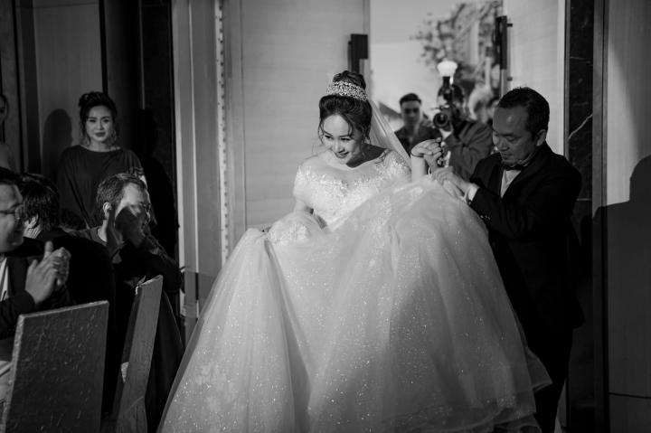 Ảnh lễ ăn hỏi và tiệc cưới của con gái diva Thanh Lam - 6
