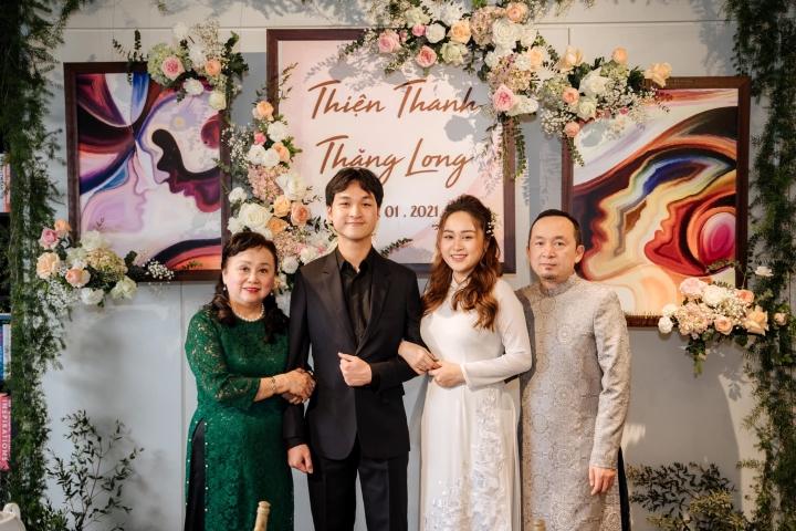 Ảnh lễ ăn hỏi và tiệc cưới của con gái diva Thanh Lam - 8
