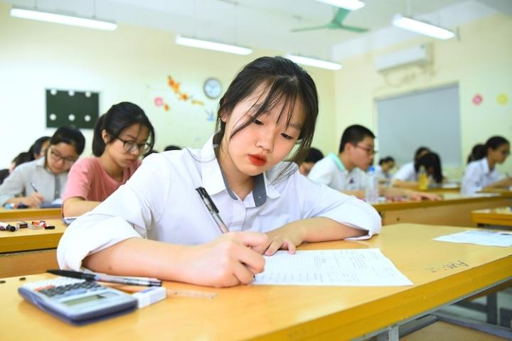 Học sinh Hà Nội sẽ thi 4 môn vào lớp 10 công lập - 1