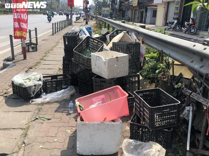 Ảnh: 15 tấn rau củ của nông dân Hải Dương hết veo sau vài tiếng 'giải cứu' - 7