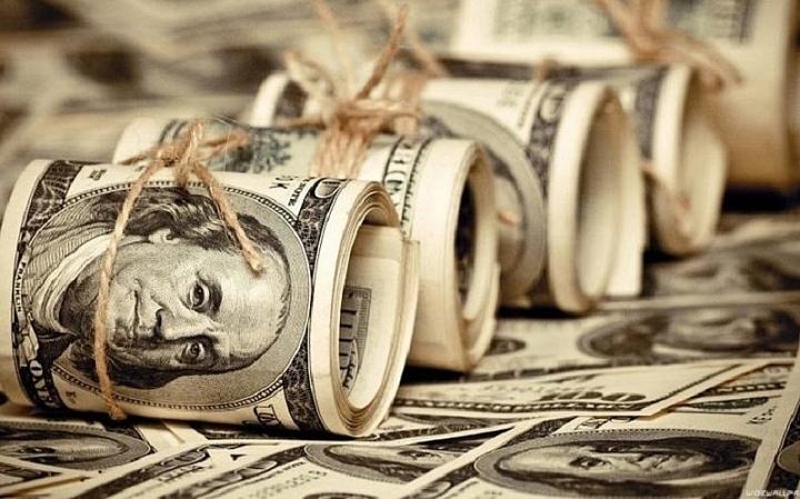 Tỷ giá USD ngày 4/4: USD nhích nhẹ, 'chợ đen' hét giá - 1