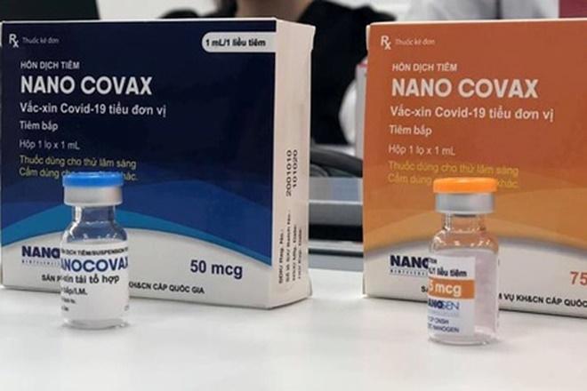 Thêm 2 vaccine COVID-19 của Việt Nam chuẩn bị thử nghiệm trên người - 1