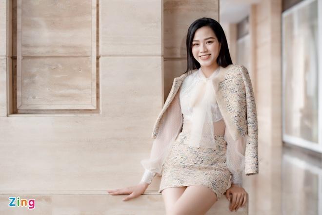 Hoa hậu Đỗ Thị Hà: 'Tôi chưa từng yêu ai' - 1