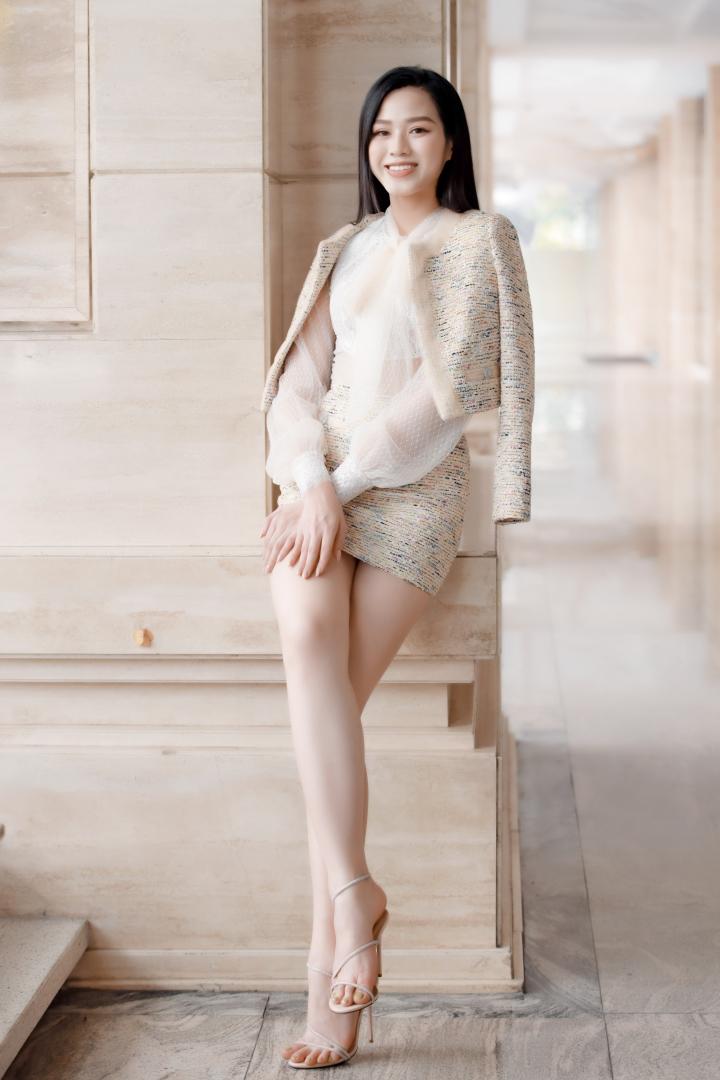 Hoa hậu Đỗ Thị Hà: 'Tôi chưa từng yêu ai' - 6