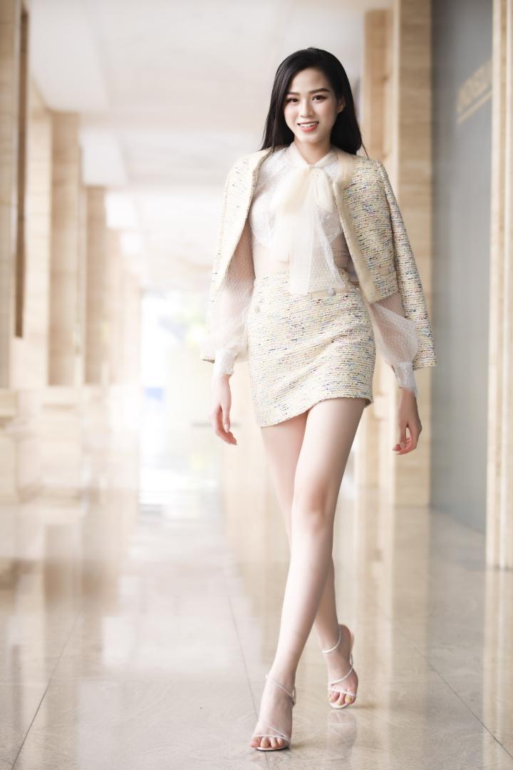 Hoa hậu Đỗ Thị Hà: 'Tôi chưa từng yêu ai' - 5