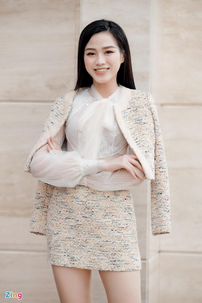Hoa hậu Đỗ Thị Hà: 'Tôi chưa từng yêu ai' - 2