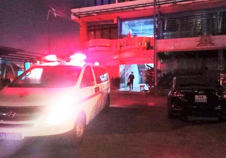 Nam công nhân từ Hải Dương vào Đà Nẵng bị ho, sốt 'trốn' khỏi bệnh viện - 1