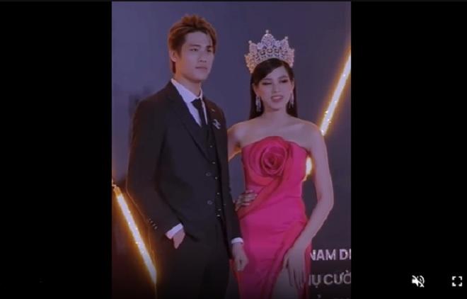Bị chê chảnh khi từ chối ôm eo trên thảm đỏ, Hoa hậu Đỗ Thị Hà nói gì?