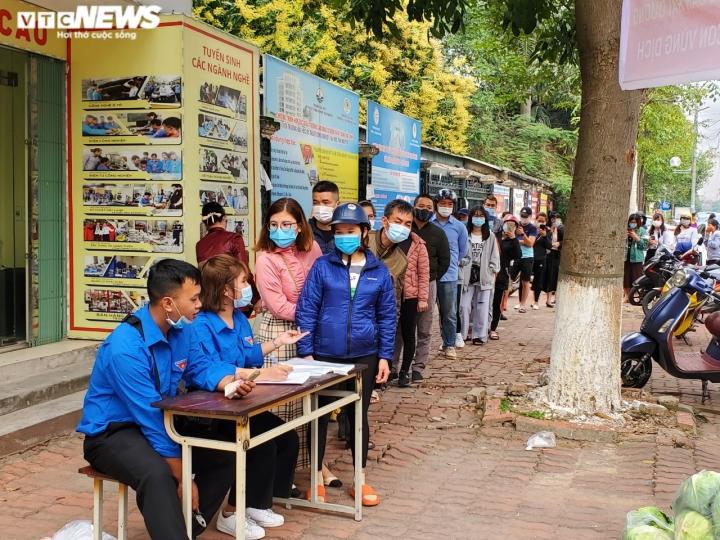 Người Bắc Ninh 'giải cứu' 5,5 tấn nông sản Hải Dương chỉ trong 1 giờ - 4