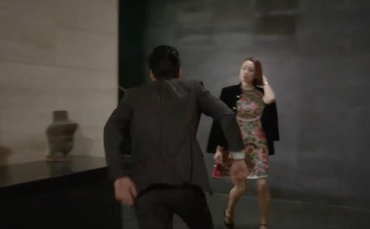 'Hướng dương ngược nắng' tập 32: Kiên định cầu hôn Châu rồi bỏ chạy - 2