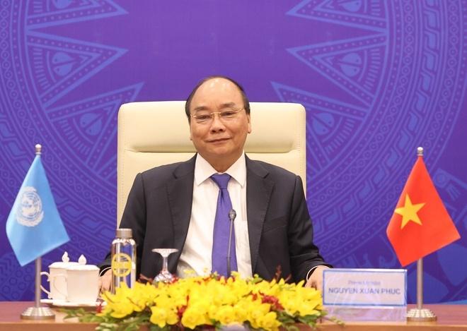 Thủ tướng Nguyễn Xuân Phúc lần đầu phát biểu tại khuôn khổ Hội đồng Bảo an LHQ - 1