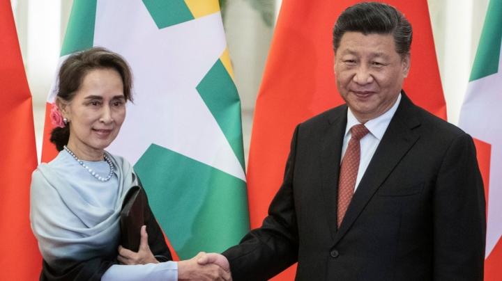 Trung Quốc: Đất nước thua cuộc trong chính biến Myanmar - 2