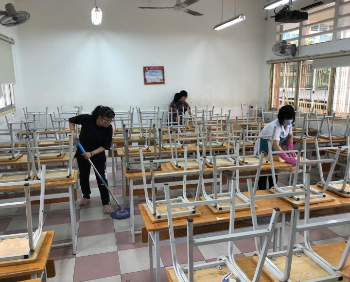 Hôm nay 1/3, học sinh 60 tỉnh, thành phố trở lại trường - 1