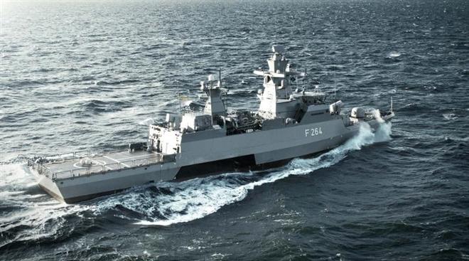 Tàu chiến Đức trở lại Biển Đông sau gần 20 năm, Trung Quốc lên tiếng - 2