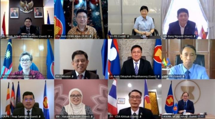 Trung Quốc: ASEAN là ưu tiên hàng đầu trong chính sách ngoại giao láng giềng - 1