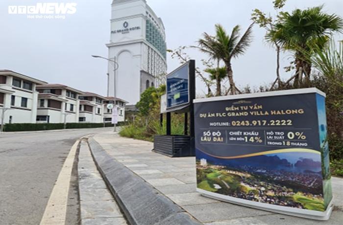 Thanh tra dự án sân golf FLC Quảng Ninh: Loạt sai phạm 'tày trời' - 1