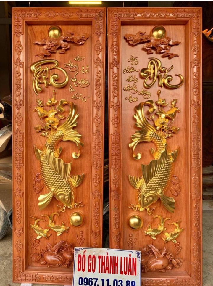 Đồ gỗ cổ truyền cao cấp Thành Luân: 'Thổi hồn' cho gỗ mỹ nghệ - 3