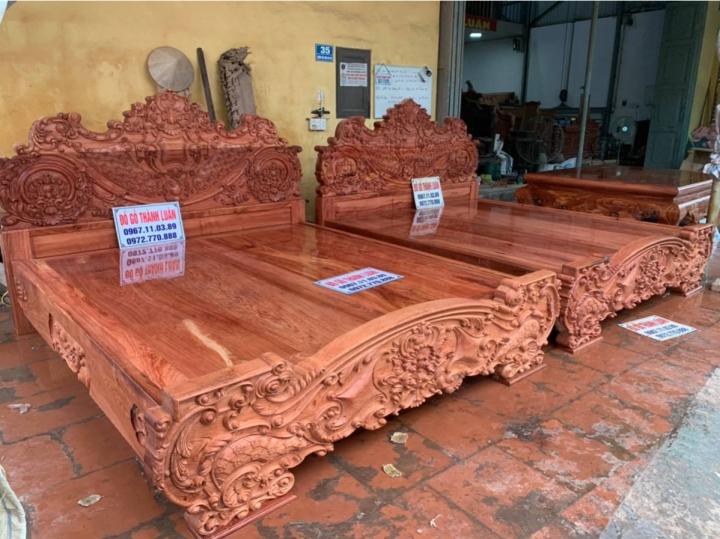 Đồ gỗ cổ truyền cao cấp Thành Luân: 'Thổi hồn' cho gỗ mỹ nghệ - 5