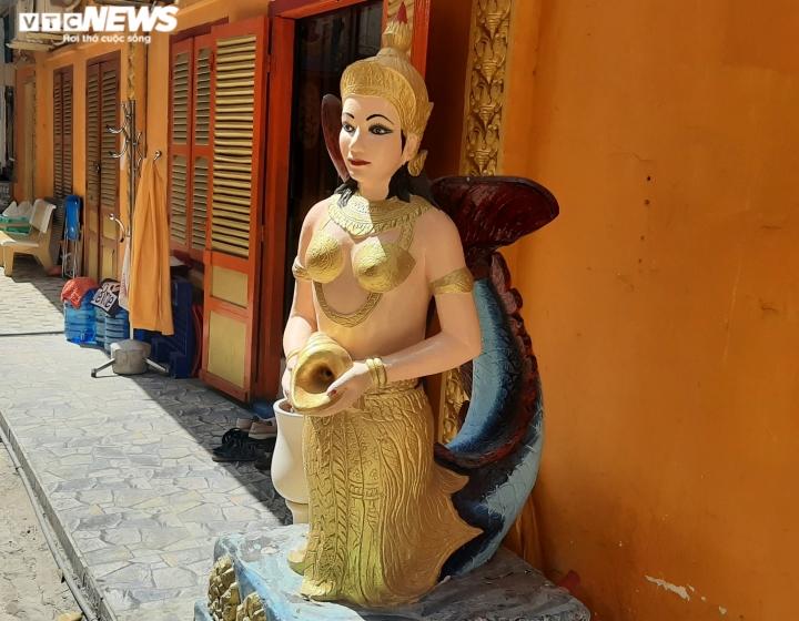 Ảnh: Ngôi chùa kiến trúc Khmer đầu tiên ở Sài Gòn - 7