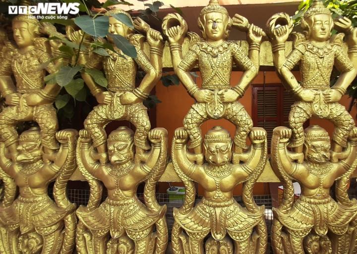 Ảnh: Ngôi chùa kiến trúc Khmer đầu tiên ở Sài Gòn - 9
