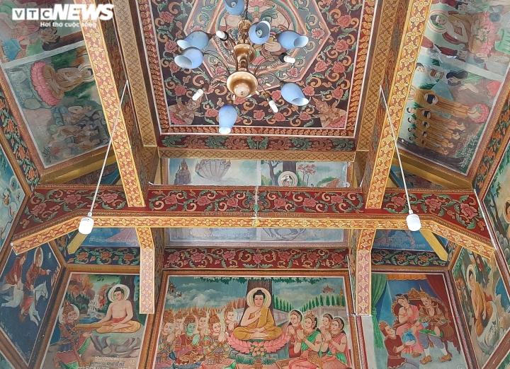 Ảnh: Ngôi chùa kiến trúc Khmer đầu tiên ở Sài Gòn - 4