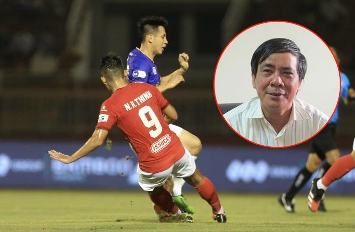 Trưởng ban Kỷ luật VFF: Không phạt Hoàng Thịnh theo dư luận - 1