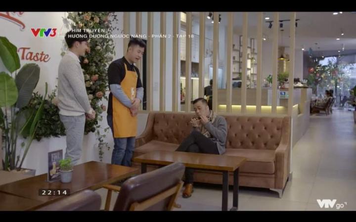 'Hướng dương ngược nắng' tập 48: Minh giành được thiện cảm của bà Bạch Cúc - 1
