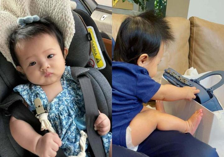 Loạt quà siêu xa xỉ mà Cường 'Đô La' và Đàm Thu Trang tặng con gái nhỏ - 7