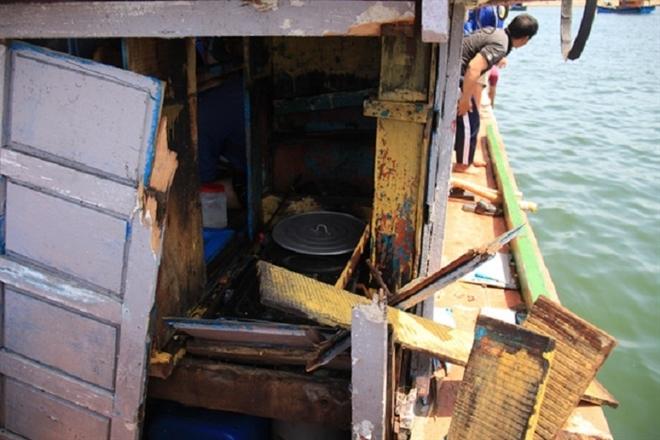 Bị tàu Trung Quốc xua đuổi, cướp bóc, ngư dân vẫn can trường bám đảo Hoàng Sa - 3