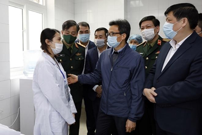 'Tôi là Phó Thủ tướng nhưng trước hết và mãi mãi là một người dân Việt Nam' - 2