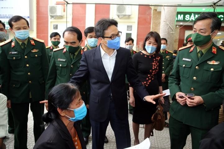 'Tôi là Phó Thủ tướng nhưng trước hết và mãi mãi là một người dân Việt Nam' - 3