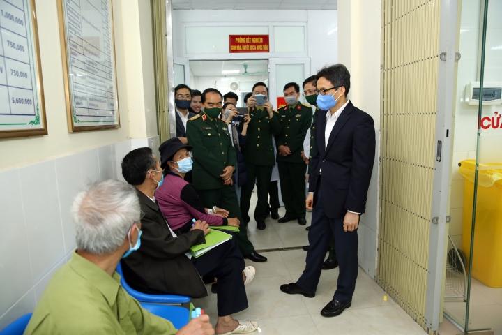 'Tôi là Phó Thủ tướng nhưng trước hết và mãi mãi là một người dân Việt Nam' - 5