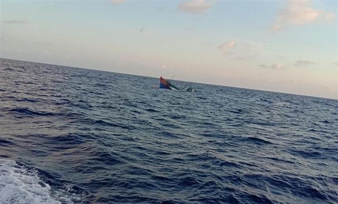 Bị tàu Trung Quốc xua đuổi, cướp bóc, ngư dân vẫn can trường bám đảo Hoàng Sa - 2