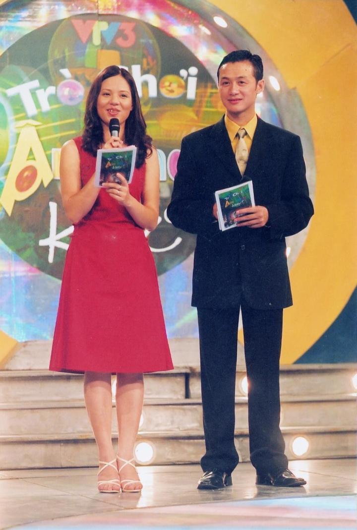 Loạt ảnh thời trẻ gây 'bão' của MC Lại Văn Sâm, Diễm Quỳnh, Tạ Bích Loan - 3
