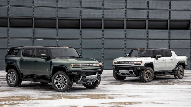 GMC Hummer điện sẽ được bán ra từ năm 2023 - 1