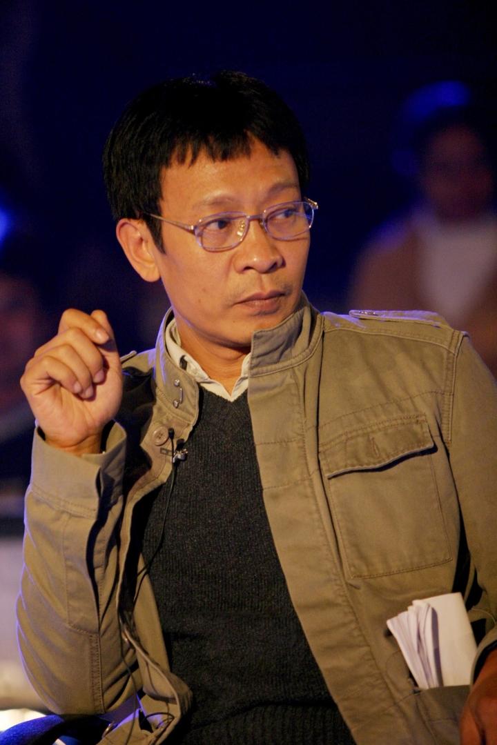 Loạt ảnh thời trẻ gây 'bão' của MC Lại Văn Sâm, Diễm Quỳnh, Tạ Bích Loan - 1