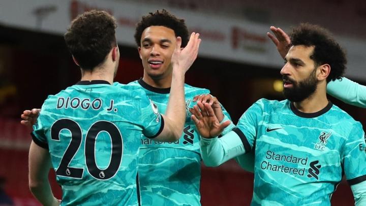 Kết quả Ngoại hạng Anh: Siêu dự bị tỏa sáng, Liverpool đè bẹp Arsenal  - 1