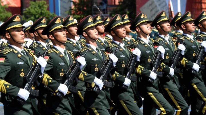 Nga và Trung Quốc thiết lập liên minh đối chọi với phương Tây? - 2