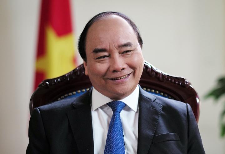 Chân dung tân Chủ tịch nước Nguyễn Xuân Phúc - 1