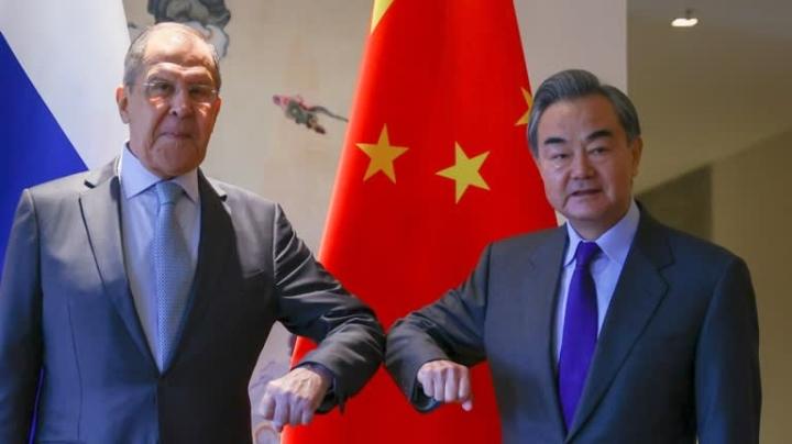 Nga và Trung Quốc thiết lập liên minh đối chọi với phương Tây? - 1