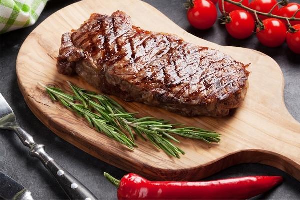 Ăn quá nhiều thịt, cơ thể sẽ ra sao? - 1