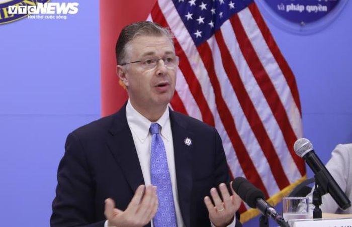 Đại sứ Mỹ tại Việt Nam tái khẳng định lập trường của Washington về Biển Đông - 1