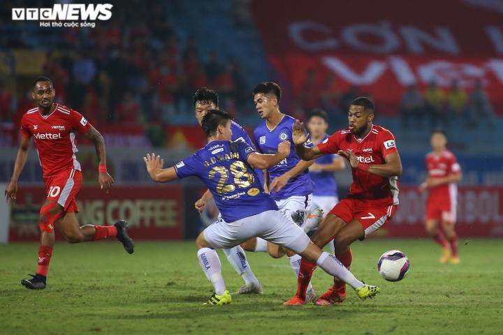 Trọng Hoàng ghi siêu phẩm, CLB Viettel lần đầu đánh bại Hà Nội FC - 3